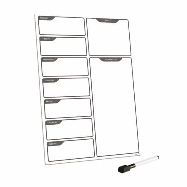 CKB Ltd Magnetic Whiteboard Side