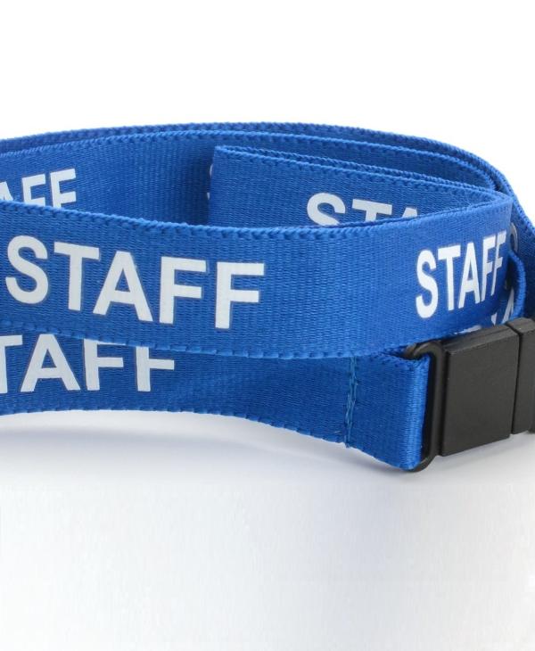 Staff Lanyard Breakaway