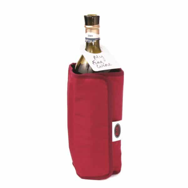 Wine or Champagne Bottle Wrap