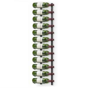 Final Touch 24 Bottle Wall Mounted Wine Rack