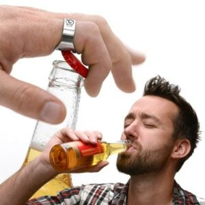 IGGI Ring Beer Bottle Opener