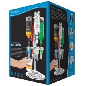 4 Bottle Rotary Drinks Optics