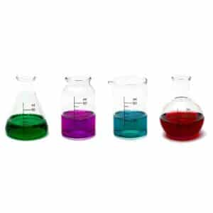 Chemistry Set Shot Vodka Shooters Glasses