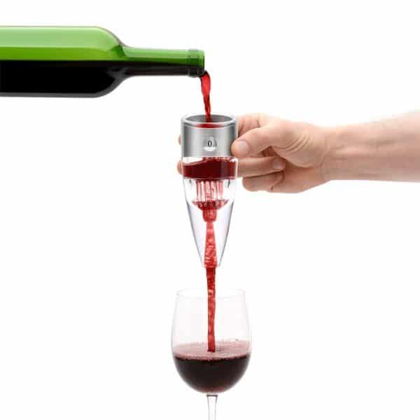Twist Adjustable Red Wine Aerator