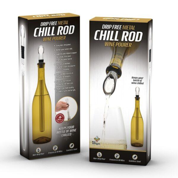 Wine Chiller Rod Pourer