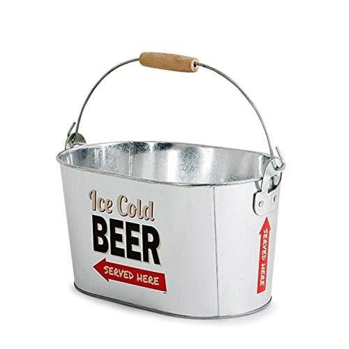 Metal Drinks Pail Ice Bucke