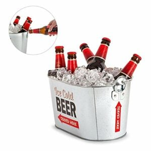 Metal Drinks Pail Ice Bucke