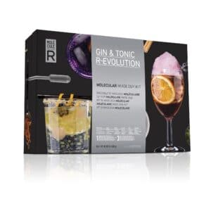 R-EVOLUTION Molecular Mixology Kits For Gin & Tonic
