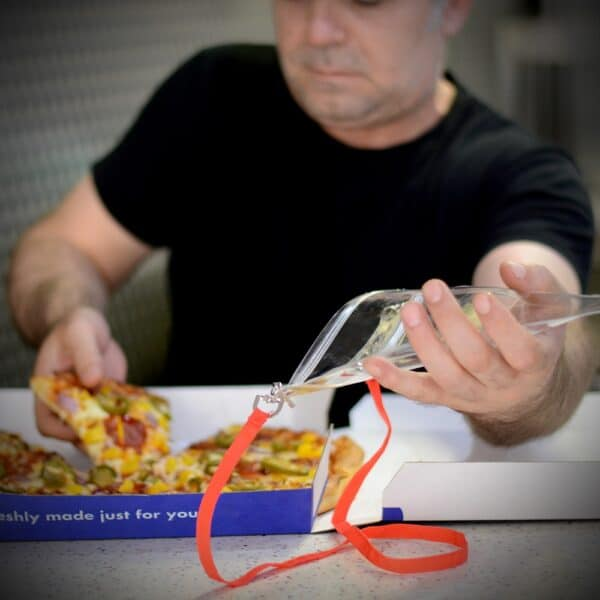 adding a fast food to the Pizza holder