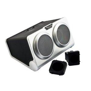 Time Tutelary Automatic Dual Watch Winder KA002 - Silver