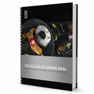 Molecular Recipe Book 50 Course Meal