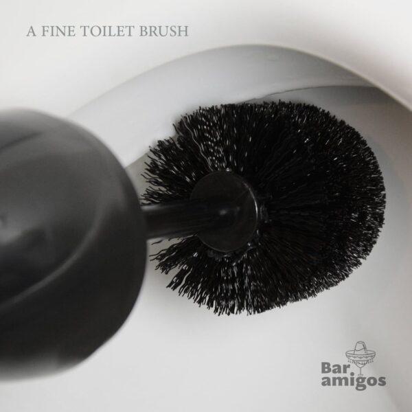Wine Bottle Toilet Brush 2