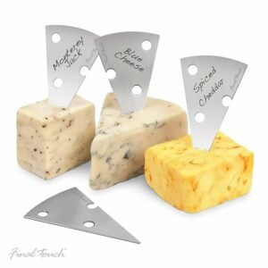 Stainless Steel Cheese Marker