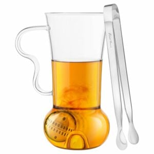 Loose Tea Infuser Mug