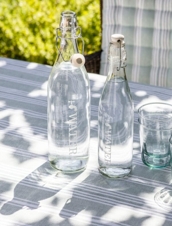 Glass Water Bottle 5