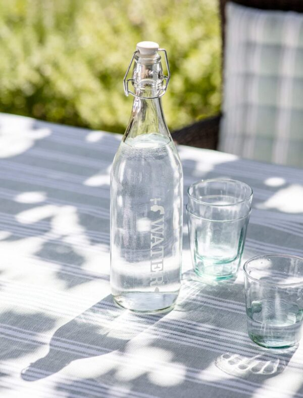 Glass Water Bottle 4