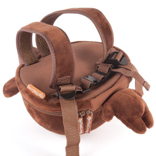 Brown Bear Toddler Rucksack