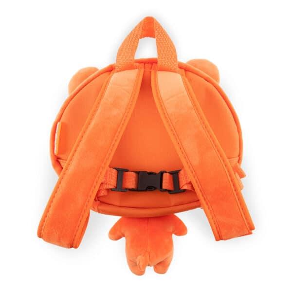Orange Tiger Toddler Rucksack School Bag Backpack -6082