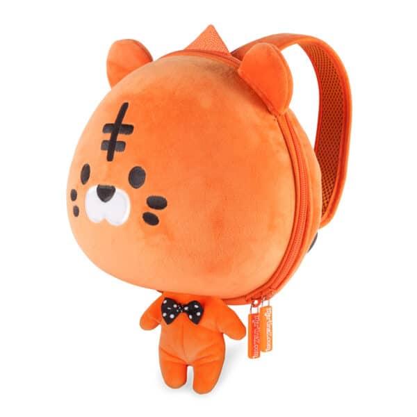 Orange Tiger Toddler Rucksack School Bag Backpack -6081