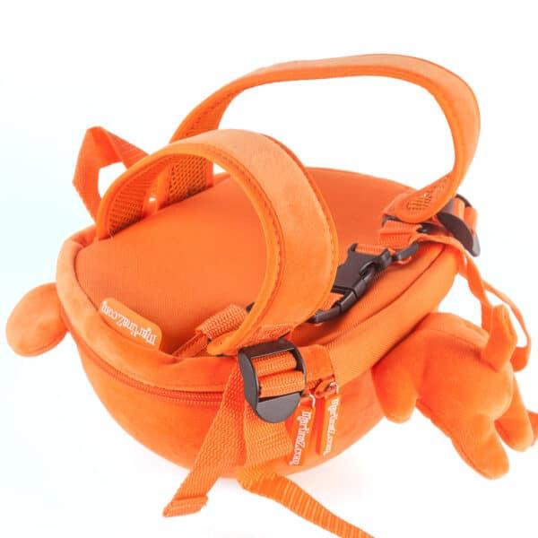 Orange Tiger Toddler Rucksack School Bag Backpack -6079