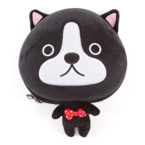 Black Cat Toddler Rucksack School Bag Backpack front