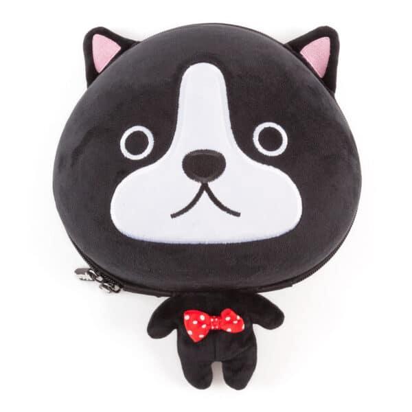 Black Cat Toddler Rucksack School Bag Backpack front