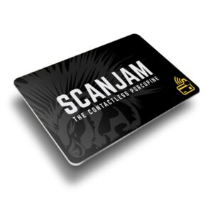 ScanJam RFID contactless card protection