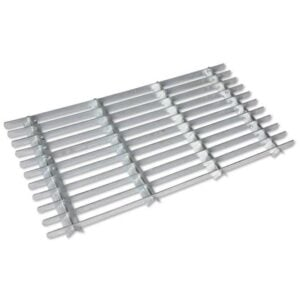 Metal Grill Doormat Galvanised Steel
