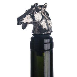 Horse Wine Bottle Stopper and Pourer