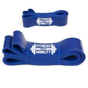 Blue Resistance bands
