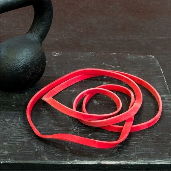 Red Resistance Band
