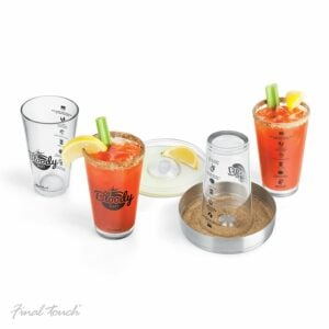 Final Touch Bloody Mary 6 Piece Cocktail Set