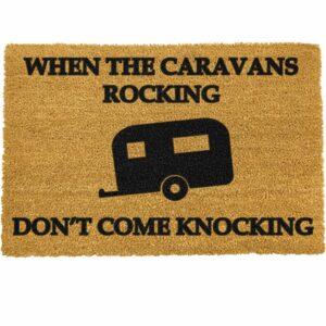 Coir Front Doormat