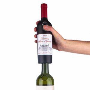 Wine Bottle Shaped Electric Bottle Opener