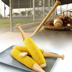 Corn on the cob holder