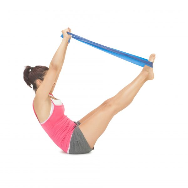 Resistance Bands Mini Loop Hip Ankle Leg Glute Exercises