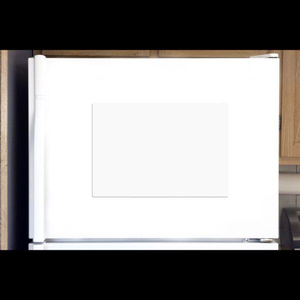 A4 Magnetic Whiteboard Fridge Board