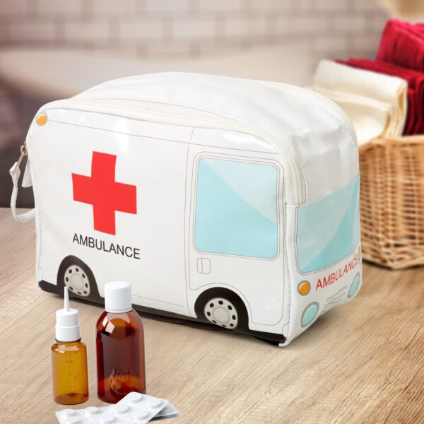 Ambulance Medicines Case Bag Novelty Empty First Ai