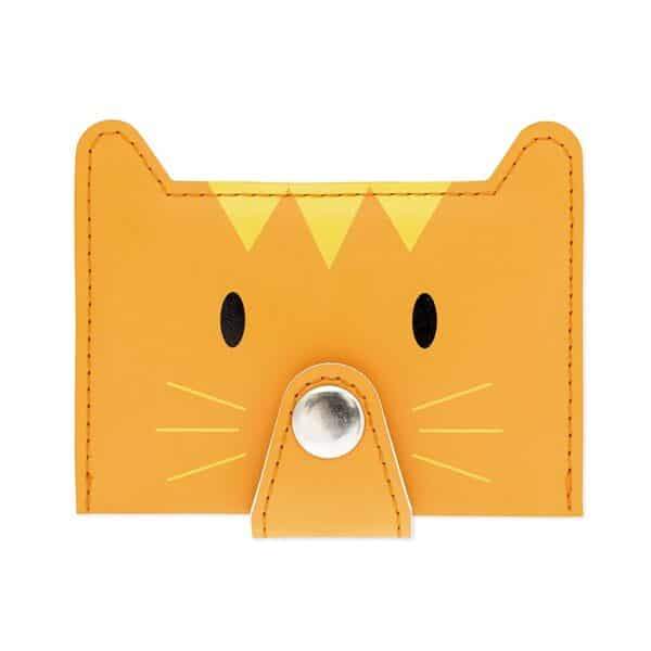 Zoo Animal Bank Credit Card ID Holder Wallet Sleeve