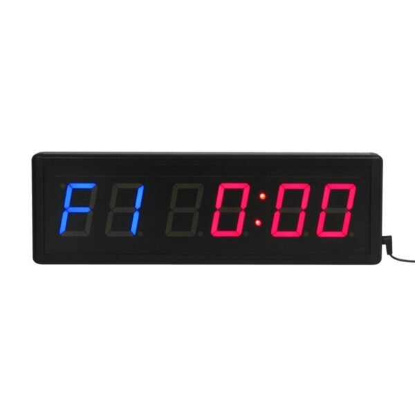 Digital Interval Wall Timer
