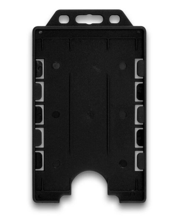 Doppelseitige vertikale ID-Kartenhalter 4