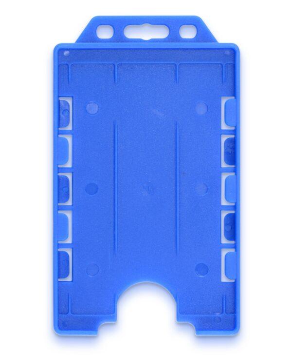 Doppelseitige vertikale ID-Kartenhalter 5