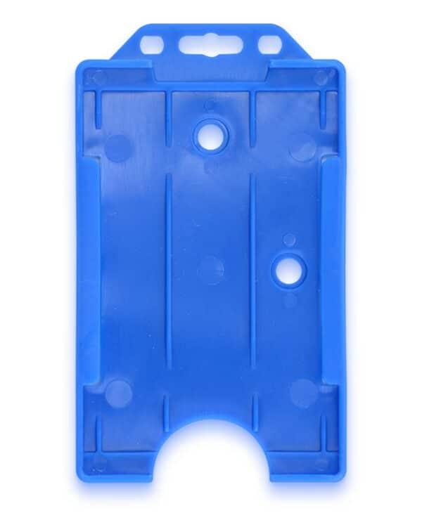 Starrer vertikaler Kartenhalter mit offenem Gesicht 4