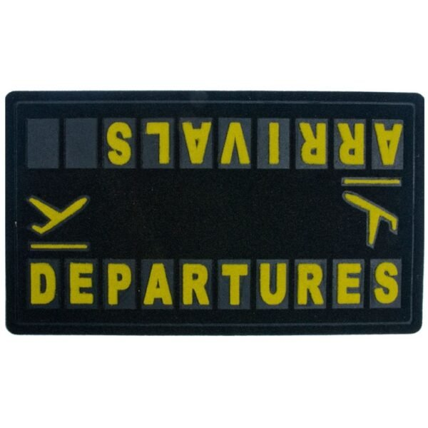 Arrivals And Departures Airport