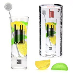 Vodka On the Rocks Complete Cocktail Gift Set -0