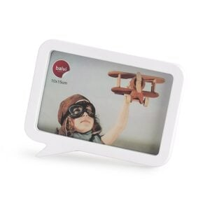 Comic Speech Bubble Photo Frame