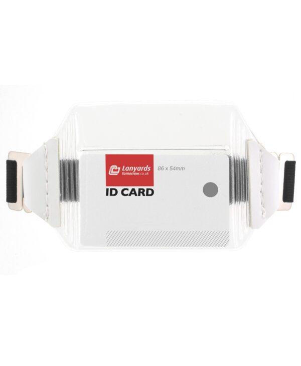 Armband Card Holder Horizontal