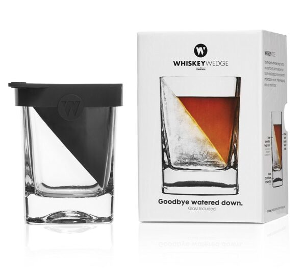 Whisky Wedge Ice Mould