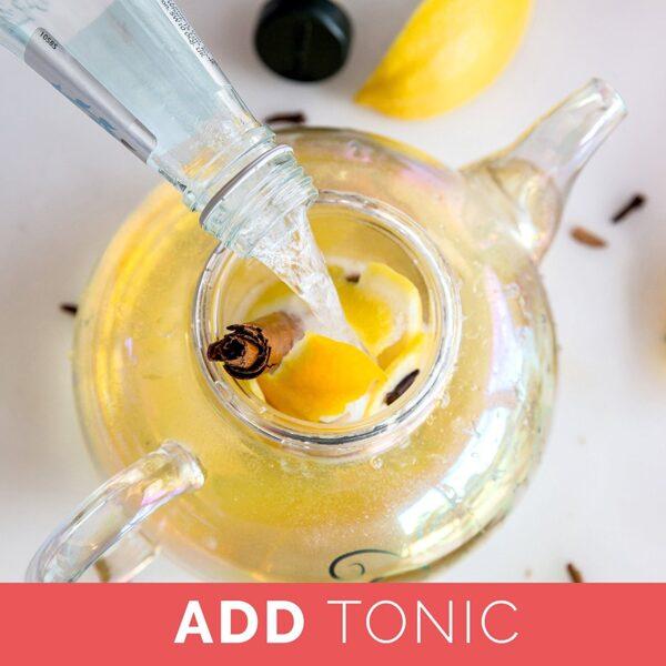 Gin Teapot Set