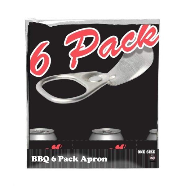 6 Pack Apron 6
